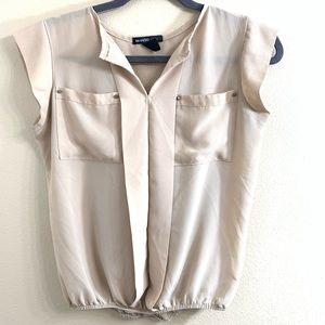 Mango small blouse